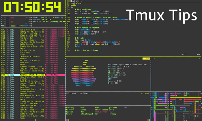 Introduction to Tmux